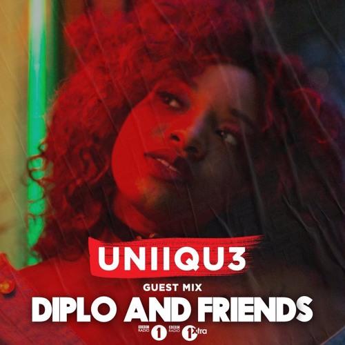 UNIIQU3 'S LIT ASS GUEST MIX FOR DIPLO & FRIENDS BBC RADIO 1XTRA