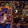Las Vegas Strip Construction Project Begins