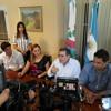 Audio completo del Dip Beder Herrera el int Jose Aparicio, Teresita Madera y Federico Sbiroli sobre el tema despidos en la PUMA