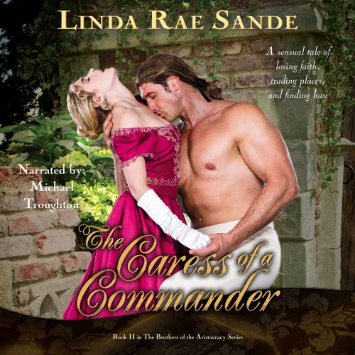 THE CARESS OF A COMMANDER Audiobook Retail Sample