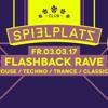 Team Trash @ Spielplatz Flashback Rave 3.3.2017