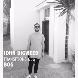 John Digweed Transitions #656 - Guest BOg (24 - 03 - 17)