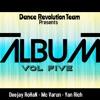 Dance Revolution Team Vol 5