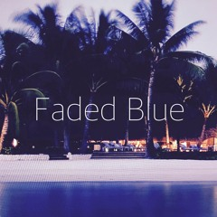 Faded Blue