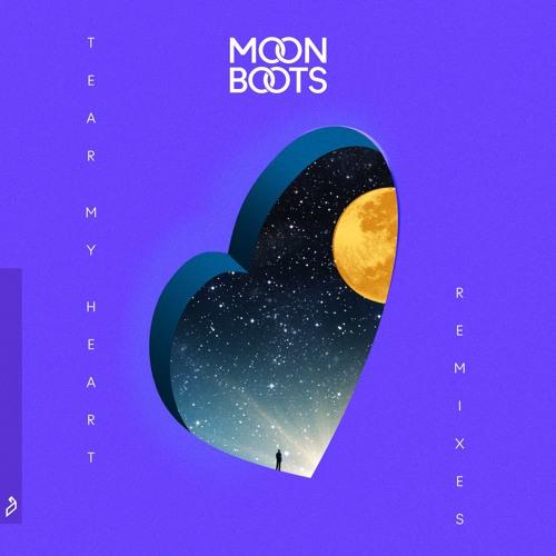Moon Boots - Tear My Heart ft Lulu James (Nick Trikakis Remix) [Anjunadeep] [MI4L.com]
