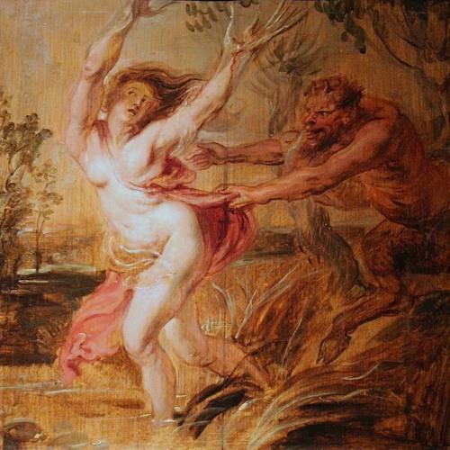 Melanieplag Pan En Syrinx