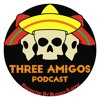 Three Amigos No. 116 With Matt Serra & Bas Rutten