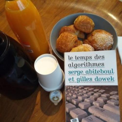 """#ASDN 14 - S. Abiteboul et G.Dowek pour """"Le temps des algorithmes"""""""