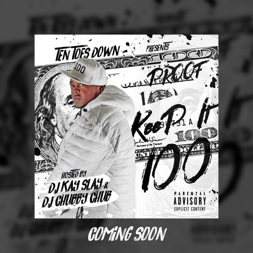 100 Proof - Don't Run Freestyle