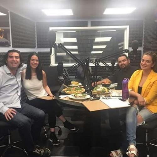 Entrevista a Dolce & Salato en Calentando Motores FM Tiempo