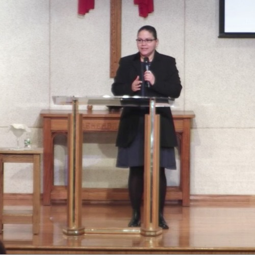 """It's All About the Heart"" - Rev. Virginia Ortiz"