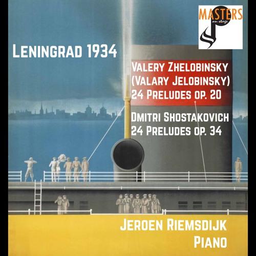 Leningrad 1934 Preludes for Piano