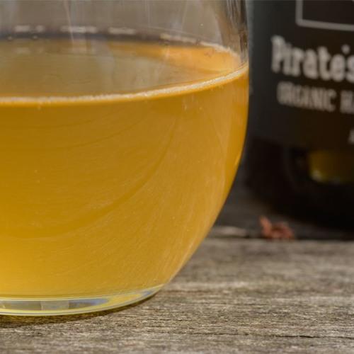 Tasting Alpenfire Pirate's Plank Bone Dry Organic Hard cider