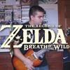 Legend Of Zelda BOTW - Prince Sidon