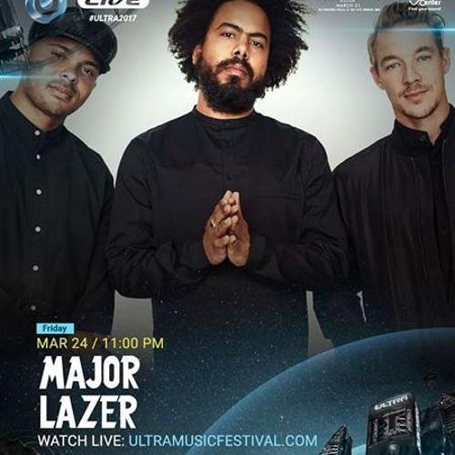 Major Lazer - Live @ Ultra Music Festival 2017 (Free