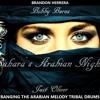 KANTIK & BOBBY BURNS - SAHARA ARABIAN NIGHT (JUST OLIVER BANGING ARABIAN MELODY TRIBAL DRUMS)