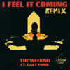 The Weeknd Ft Daft Punk - I Feel It Coming ( Sebastien Lewis Remix )