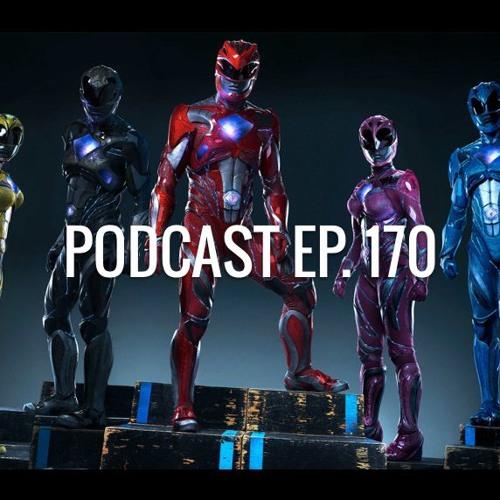Ep. 170: Power Rangers, La Bella y la Bestia, Life… Densho!