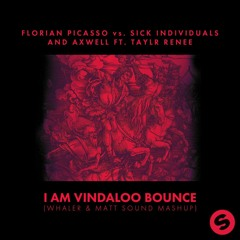 Florian Picasso & Tom Tyger X Raiden - I Am Vindaloo Bounce (Whaler & Matt Sound Mashup)
