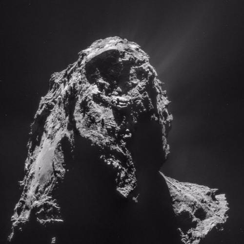 The Rosetta Comet Mission