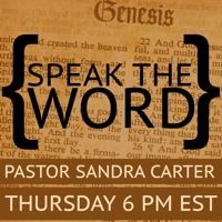 Speak The Word 03 - 23 - 17