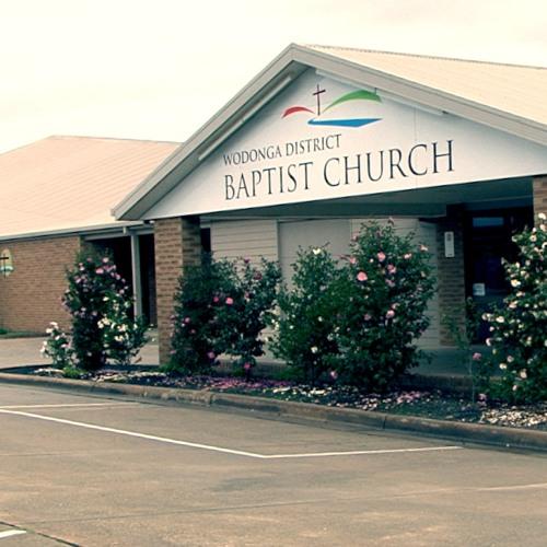Church Wide Series Week7  Leadership and Ministry Matt Thorp