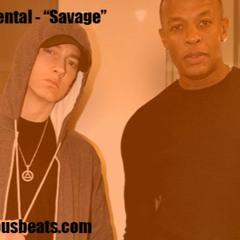 Free Eminem x Dr Dre Type Beat - Savage (Prod. by Asher Best)