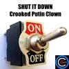 Crooked Putin Clown