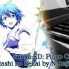 Fuuka - watashi no sekai - ed Piano Cover