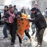 أخبار : تجدد المعارك في حماه و مجازر في خان شيخون و حمورية