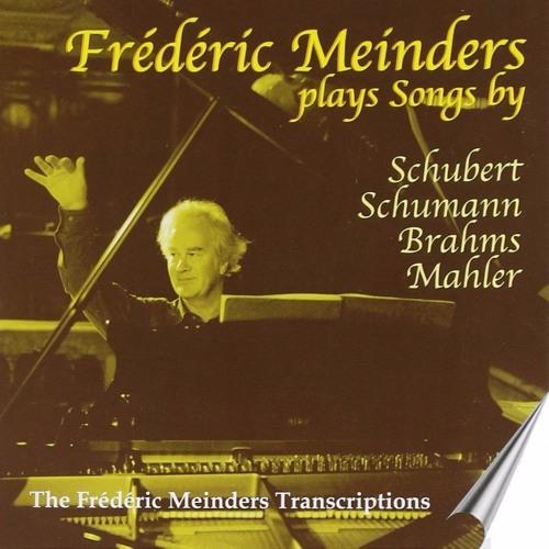 Frédéric Meinders plays songs by Schubert, Schumann, Brahms, Mahler