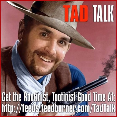Talk Talk with Tad Western Episode 10 with guest Kyle/Rufio