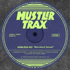 [HT028] Armless Kid - Marrakech Sunset EP [Out Now]