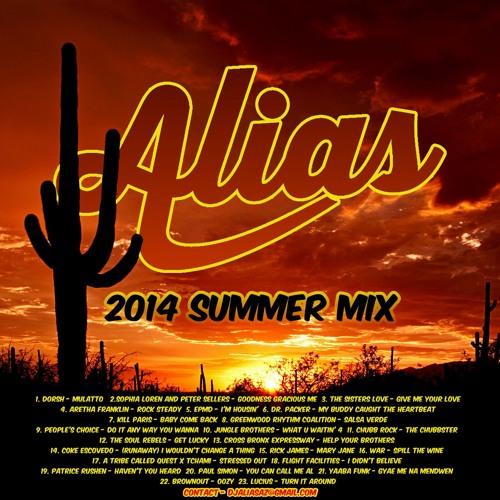 2014 Summer Mix