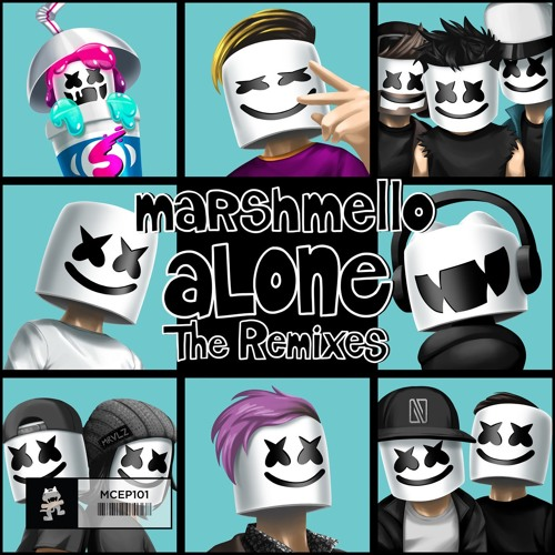 Marshmello - Alone (Streex Remix) PREVIEW