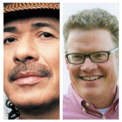 Carlos Santana and Andrew Curry Return To The Time Machine