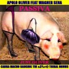 APOLO OLIVER FEAT WAGNER SENA - PASSIVA (JUST OLIVER CABRA MACHO BANGING THE %$&*@ TRIBAL DRUMS)