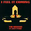 The Weeknd Feat. Daft Punk - I Feel It Coming 2017 (Dj Dvir Halevi Remix)