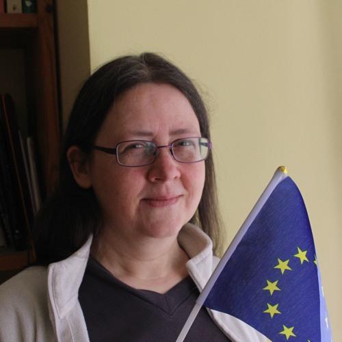 Barbara, a German UK Resident