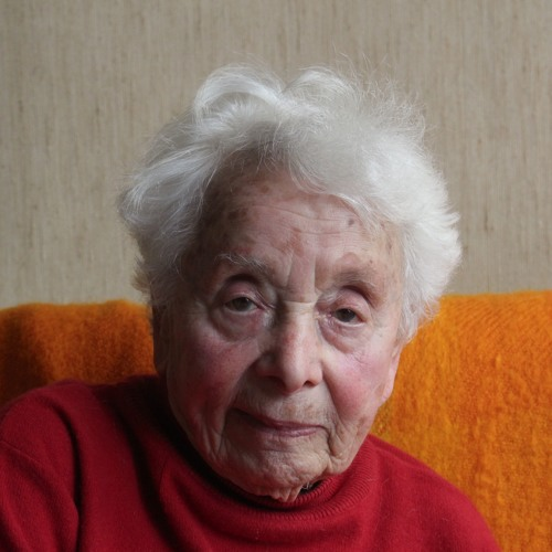 An interview with Daisy, a Kindertransport child