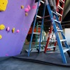 Pittsburgh's New South Side Bouldering Gym Offers Climbing With A View