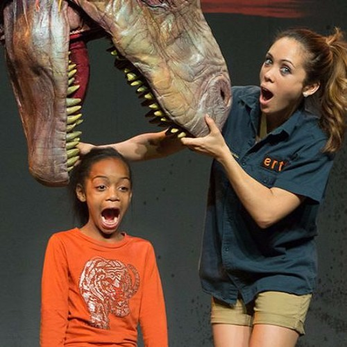 Miron Gusso of Erth's Dinosaur Zoo Live - STNJ, Episode 106