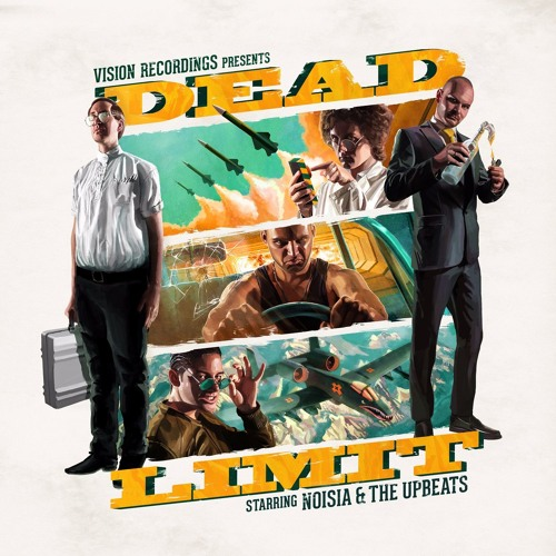 Noisia & The Upbeats - Dead Limit EP [OUT NOW]
