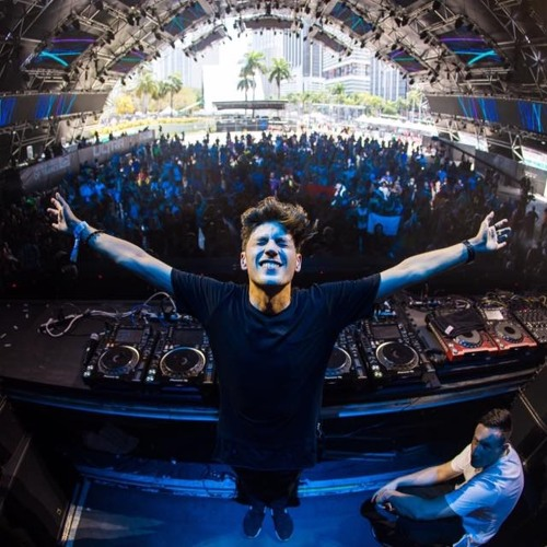 David Gravell - Live at Ultra Music Festival 2017 (A State Of Trance Stage)