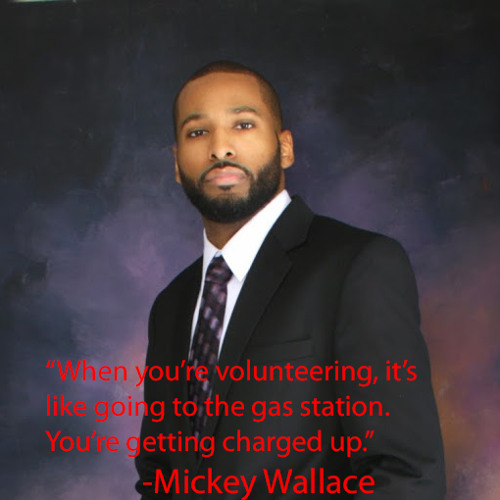 Episode 97--Give Your Time, Mickey Wallace, Muskegon