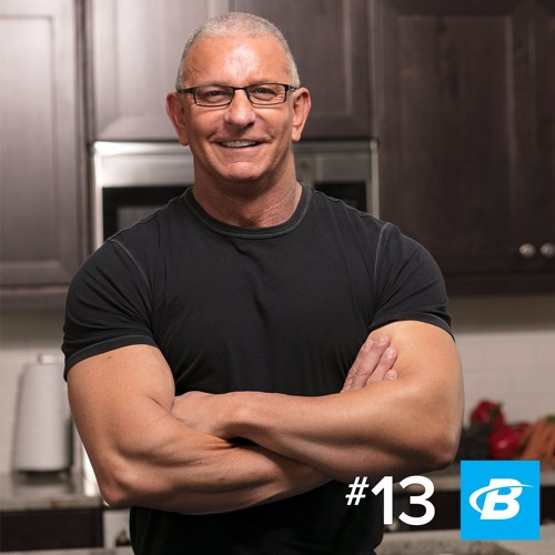 Episode 13: Robert Irvine - Chef, Lifter, Soldier, TV Star