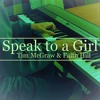 Speak to a Girl (Tim McGraw, Faith Hill) Piano Cover