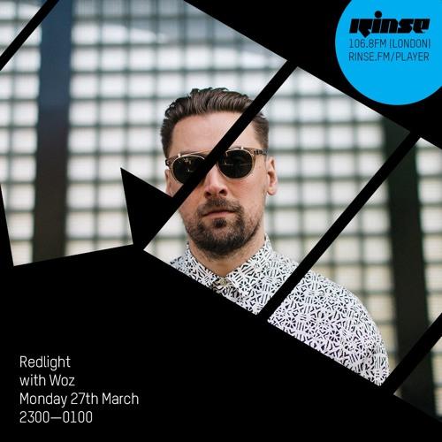 Rinse FM Podcast - Redlight - 27th March 2017