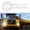 Volvo Dump Truck | Truck Sound Effects Library