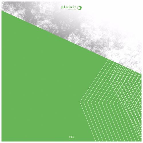PLAISIR Records PLA005 / MAX (ITALY) - Aural Water EP